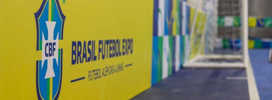 Participamos da Brasil Futebol Expo!