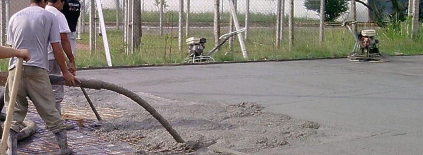 Piso de Concreto Polido