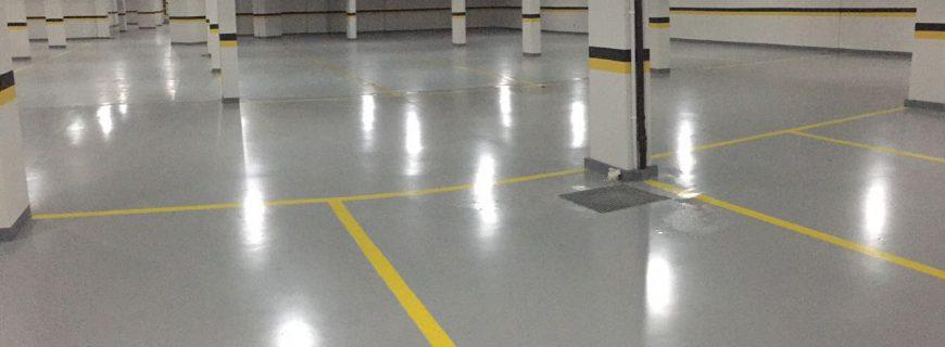 Entenda a importância do piso industrial